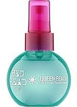 "Fragrances, Perfumes, Cosmetics Sea Salt Hair Spray ""Texture"" - Tigi Bed Head Queen Beach Salt Infused Texture Spray"