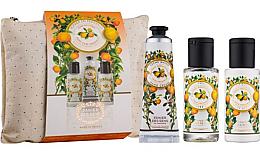 Fragrances, Perfumes, Cosmetics Set - Panier Des Sens Provence (b/lot/50ml + h/cr/30ml + sh/gel/50ml)