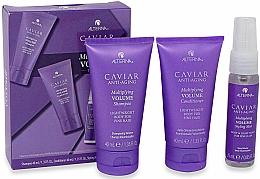 Fragrances, Perfumes, Cosmetics Set - Alterna Caviar Anti-Aging Multiplying Volume (shm/40ml + cond/40ml + mist/25ml)
