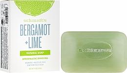 Fragrances, Perfumes, Cosmetics Soap - Schmidt's Naturals Bar Soap Bergamot Lime