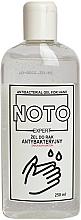 Fragrances, Perfumes, Cosmetics Antibacterial Hand Gel - Noto Expert Antibacterial Gel For Hand