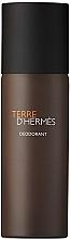 Fragrances, Perfumes, Cosmetics Hermes Terre dHermes - Deodorant-Spray