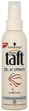 Fragrances, Perfumes, Cosmetics Strong Hold Hair Gel Spray - Schwarzkopf Taft Hair Spray