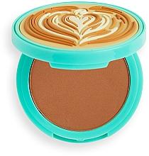 Fragrances, Perfumes, Cosmetics Face Bronzer - I Heart Revolution Tasty Coffee Bronzer