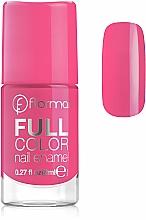 Fragrances, Perfumes, Cosmetics Nail Polish - Flormar Full Color Nail Enamel