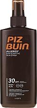 Fragrances, Perfumes, Cosmetics Sunscreen Body Spray - Piz Buin Allergy Sun Sensitive Skin Spray SPF30