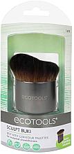 Fragrances, Perfumes, Cosmetics Contouring Cheekbones Sculptural Buki Brush - EcoTools Sculpt Buki