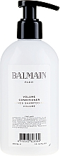 Fragrances, Perfumes, Cosmetics Volume Hair Conditioner - Balmain Paris Hair Couture Volume Conditioner