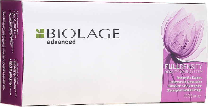 Hair Growth Activation Ampules - Biolage Full Density Thickening Hair System