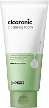 Fragrances, Perfumes, Cosmetics Cleansing Foam for Dry Skin - SNP Prep Cicaronic Cleansing Foam