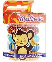 "Fragrances, Perfumes, Cosmetics Hair Brush ""Monkey"", 5 pcs - Martinelia"