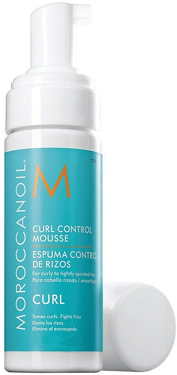 Curl Styling Mousse - Moroccanoil Curl Control Mousse