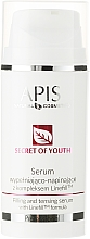 Fragrances, Perfumes, Cosmetics Wrinkle Filling and Firming Face Serum - APIS Professional Secret Of Youth Filling And Tensing Serum
