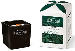 Fragrances, Perfumes, Cosmetics Scented Candle in Glass - Bielenda Professional