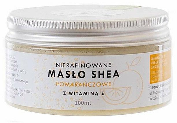 Unrefined Shea Butter with Vitamin E - Natur Planet Orange Shea Butter Unrefined & Vitamin E