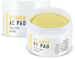 Fragrances, Perfumes, Cosmetics Face Cleansing Peeling-Pads - A'pieu Vitamin AC Pad