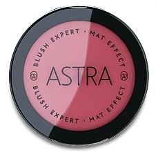 Fragrances, Perfumes, Cosmetics Blush - Astra Make-Up Blush Expert Mat Effect