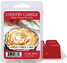 Fragrances, Perfumes, Cosmetics Aroma Lamb Wax - Country Candle Apple Cider Cake Wax Melts