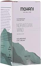 Fragrances, Perfumes, Cosmetics Nourishing Eye Cream - Mohani Natural Care Norwegian Wind Nourishing Eye Cream