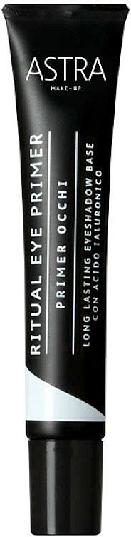 Eye Primer - Astra Make Up Ritual Eye Primer — photo N1