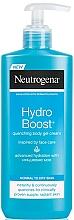 Fragrances, Perfumes, Cosmetics Moisturizing Body Cream - Neutrogena Hydro Boost Quenching Body Gel Cream