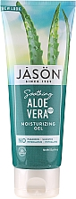 Fragrances, Perfumes, Cosmetics Natural Moisturizing Body Gel with Aloe Vera - Jason Natural Cosmetics Pure Natural Moisturizing Gel Aloe Vera
