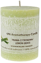 Fragrances, Perfumes, Cosmetics Lemongrass Scented Candle - The Secret Soap Store SPA Aromatherapy Candle Lemon Grass