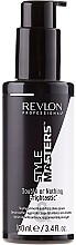 Fragrances, Perfumes, Cosmetics Hair Serum - Revlon Professional Style Masters Double or Nothing Brightastic