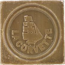 Fragrances, Perfumes, Cosmetics Olive Soap - La Corvette Savon de Marseille Olive