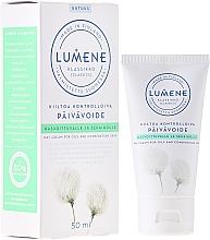 Fragrances, Perfumes, Cosmetics Matte Day Face Cream - Lumene Klassikko Day Cream