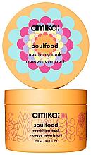 Fragrances, Perfumes, Cosmetics Nourishing Hair Mask - Amika Soulfood Nourishing Mask