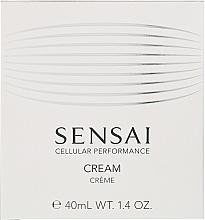 Repairing Anti-Aging Cream - Kanebo Sensai Cellular Performance Cream — photo N2