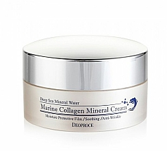 Fragrances, Perfumes, Cosmetics Marine Collagen Face Cream - Marine Collagen Mineral Cream, Deoproce