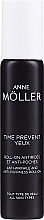 Fragrances, Perfumes, Cosmetics Anti-Wrinkle Treatment - Anne Moller Time Prevent Anti-Wrinkle And Anti-Puffiness Eye Roll-On