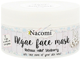 "Fragrances, Perfumes, Cosmetics Alginate Face Mask ""Blueberry"" - Nacomi Professional Face Mask"