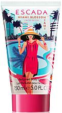 Fragrances, Perfumes, Cosmetics Escada Miami Blossom - Body Lotion