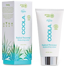 Fragrances, Perfumes, Cosmetics Moisturizing After Sun Body Lotion - Coola Radical Recovery After-Sun Lotion