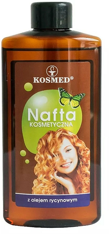Cosmetic Oil with Castor Oil - Kosmed
