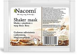 "Fragrances, Perfumes, Cosmetics Alginate Face Mask ""Bora-Bora"" - Nacomi Shaker Mask"