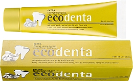 Fragrances, Perfumes, Cosmetics Enamel Strengthening Toothpaste with Fresh Melon Scent - Ecodenta Extra Enamel Strengthening Melon Flavor Toothpaste