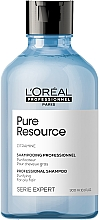 Fragrances, Perfumes, Cosmetics Cleansing Shampoo for Normal & Oily-Prone Hair - L'Oreal Professionnel Pure Resource Purifying Shampoo