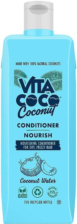 Nourishing Coconut Conditioner - Vita Coco Nourish Coconut Water Conditioner — photo N1