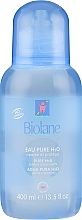 Fragrances, Perfumes, Cosmetics Cleansing Body Liquid - Biolane Baby Eau Pure H20