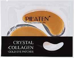 Fragrances, Perfumes, Cosmetics Collagen Gold Eye Mask - Pilaten Crystal Collagen Gold Eye Mask
