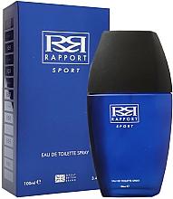Fragrances, Perfumes, Cosmetics Eden Classics Rapport Sport - Eau de Toilette
