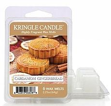 Fragrances, Perfumes, Cosmetics Scented Wax - Kringle Candle Cardamom Gingerbread Wax Melt