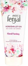 Fragrances, Perfumes, Cosmetics Body Milk - Fenjal Floral Fantasy Body Lotion