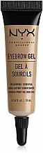 Fragrances, Perfumes, Cosmetics Brow Gel - NYX Professional Makeup Eyebrow Gel