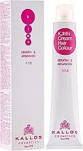 Fragrances, Perfumes, Cosmetics Professional Hair Cream Color - Kallos Cosmetics Cream Hair Colour