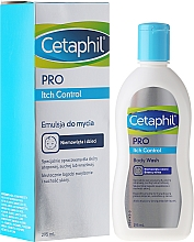 Fragrances, Perfumes, Cosmetics Baby Wash Emulsion - Cetaphil Pro Itch Control Body Wahs